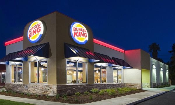 Caspian Food Services Burger King