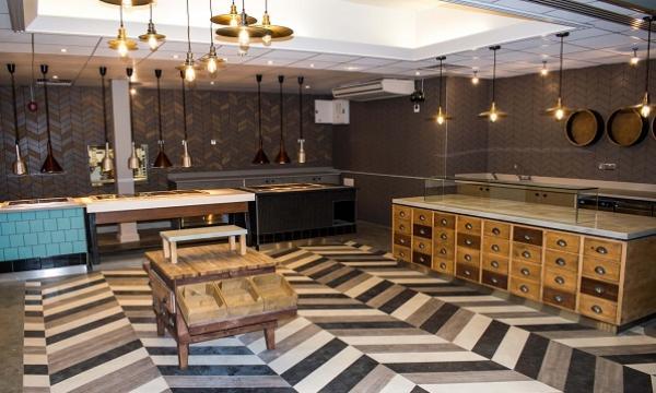 Phenomenal Catering Design Group Reveals Emerging Design Trends In 2018 Download Free Architecture Designs Lukepmadebymaigaardcom