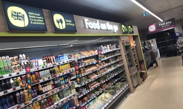 Co Op Food Marketing Director