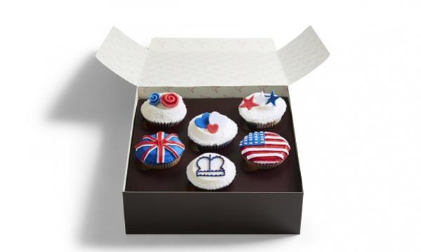Hummingbird Bakery Unveiled Its Royal Wedding Inspired Cake