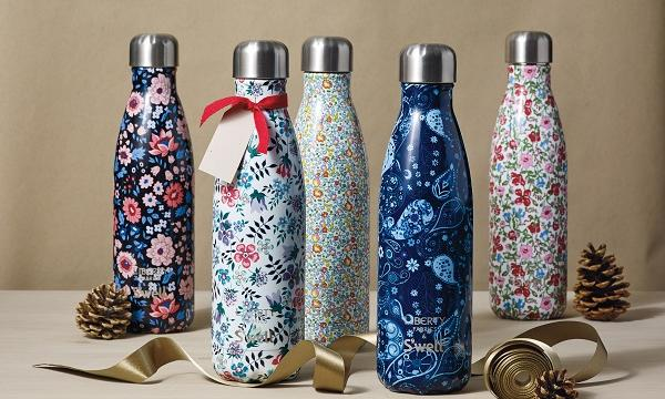 Starbucks Introduces Stylish Bottles For The Holiday