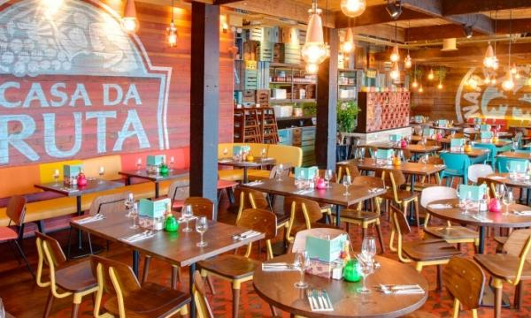 servicescape of las iguanas restaurant essay Back in 1991 eren ali bought a failed italian restaurant on a bristol back street two decades later, las iguanas is the biggest player in the south american space.