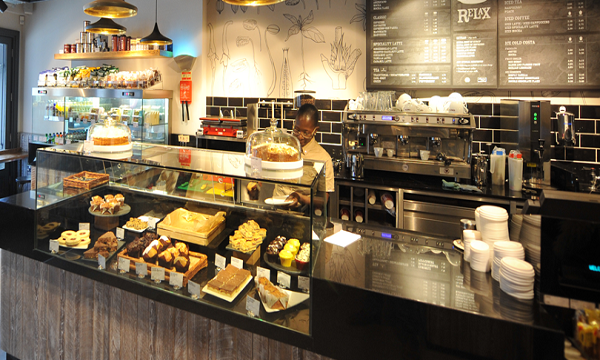 Fast Food Suppliers London