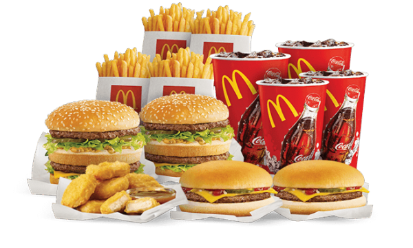 How To Eat Healthy At  Fast Food Chains