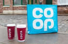 ITV unveils new partnerships with Costa and Co-op