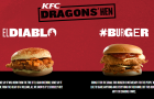 KFC hosts online voting for new burger launch