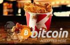 KFC Canada allows users to pay with Bitcoin