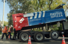 Domino\'s fixes roads, potholes through 'Paving for Pizza\' campaign