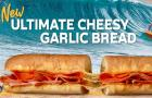 Social Media Wrap Up: Subway\'s new cheesy bread; GBK\'s new menu; Burger King\'s Whopper Hunt