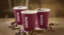 Costa Coffee extends partnership with recycling company Bio-bean
