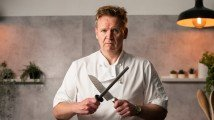 Costa Coffee tapos Gordon Ramsay lookalike to test new vegan bap