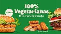 Burger King opens plant-based pop up restaurant in Spain